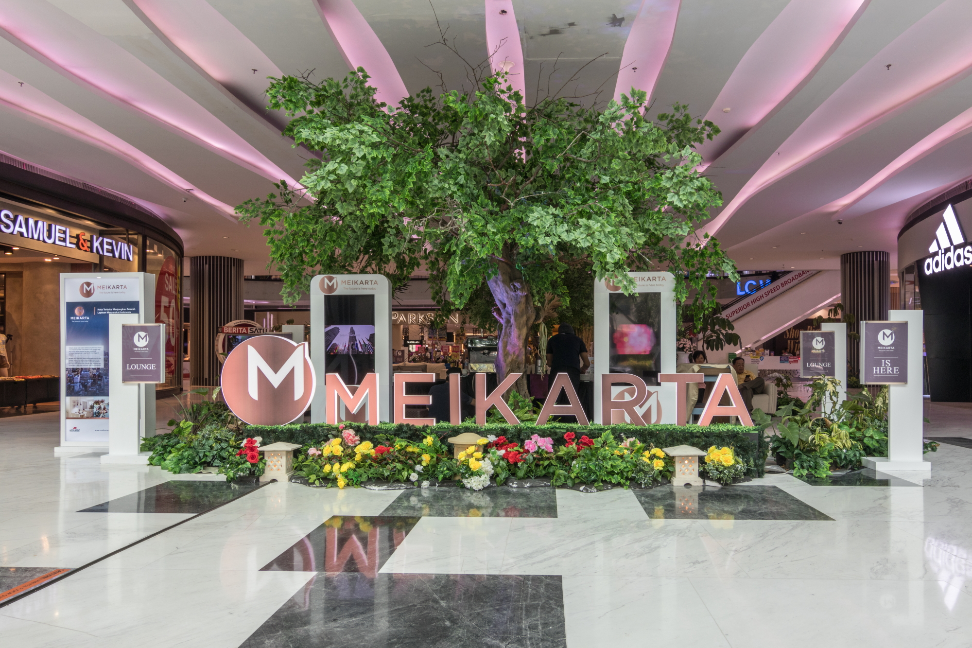 Meikarta Show Unit (Lippo Malls)