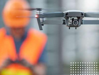 O Uso da tecnologia dos Drones a favor da segurança e controle na Industria.