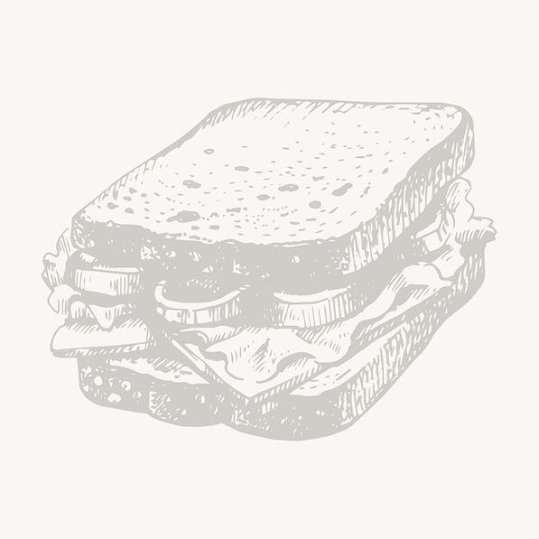 Sandwiches van der Hooft
