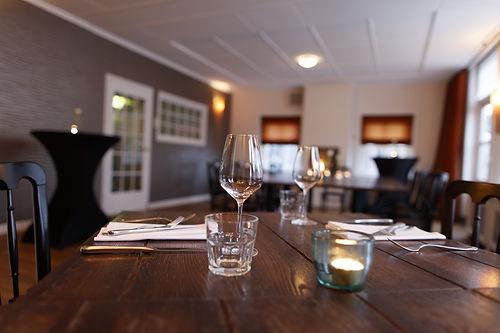 Receptie, intiem diner, vergaderen, receptie, borrel bij Hooftkamer van der Hooft