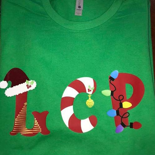 LCP Christmas Shirt