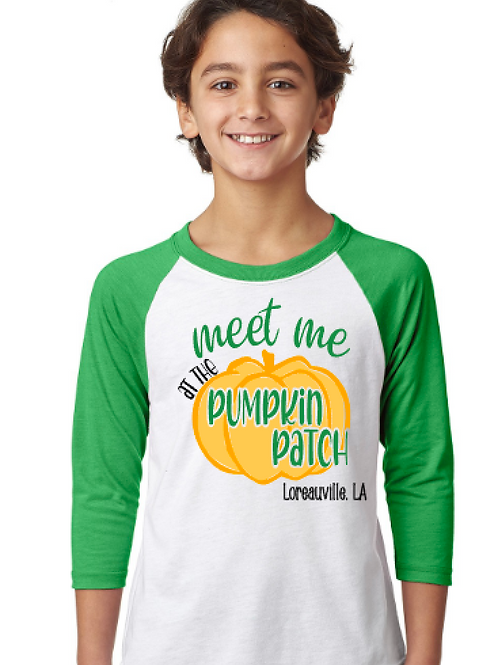 Pumpkin Patch - Youth