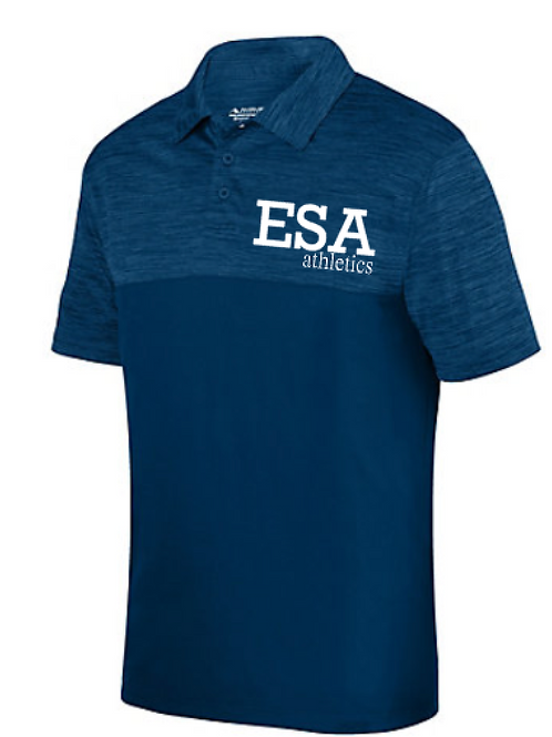 ESA Mens Active Wear Polo