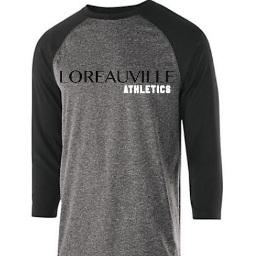 LHS Athletics Raglan