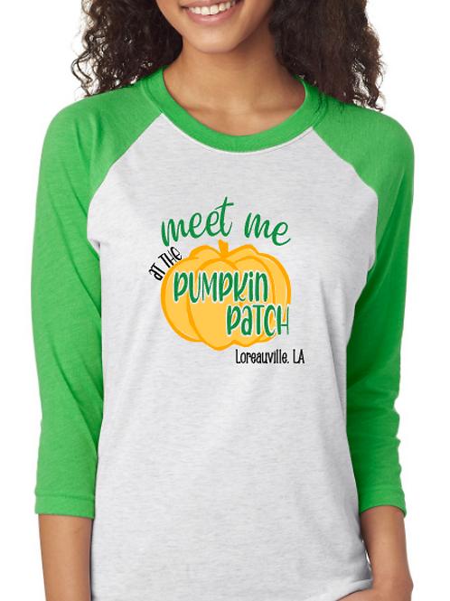 Pumpkin Patch - Adult
