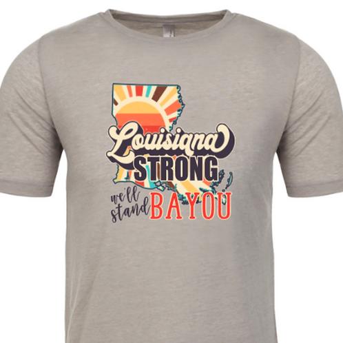 We'll Stand Bayou