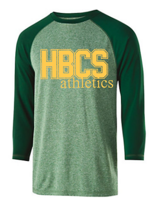 HBCS Athletics Raglan