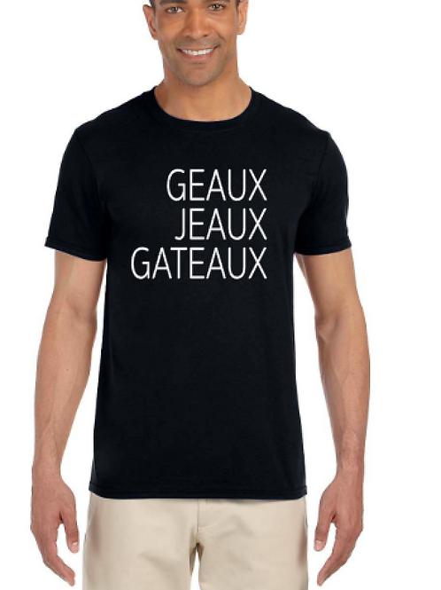 GEAUX JEAUX GATEAUX
