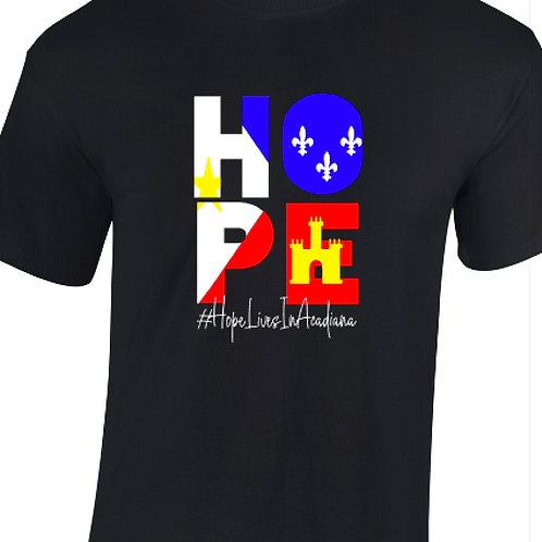 Hope Lives In Acadiana - #1