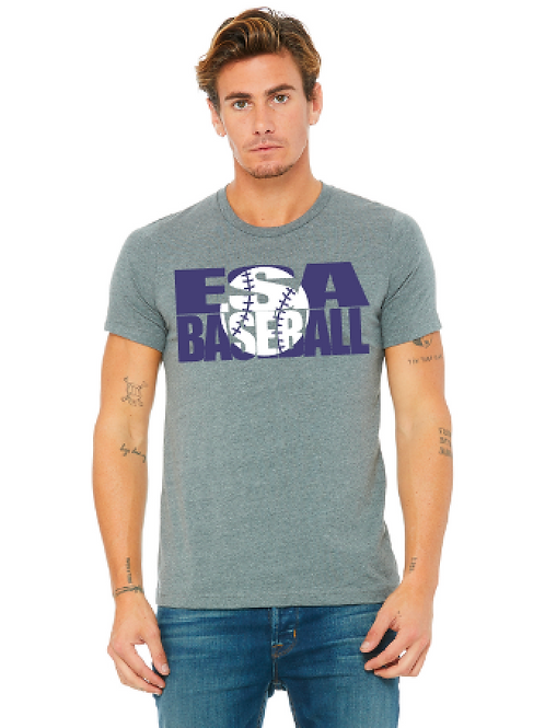 YOUTH ESA Team Baseball Short Sleeve