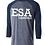 Thumbnail: Adult ESA Baseball Raglan