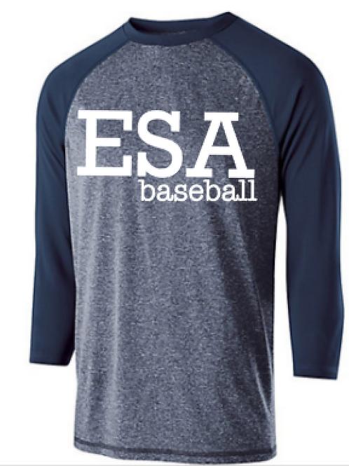 Adult ESA Baseball Raglan