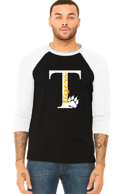 T is for Tigers Raglan