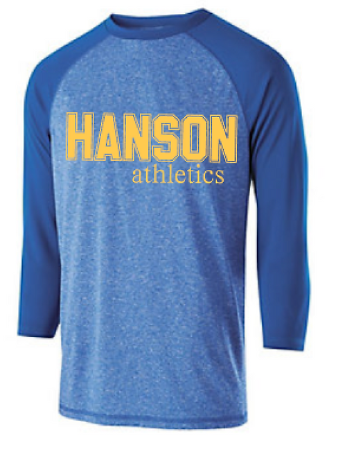 Hanson Athletics Raglan