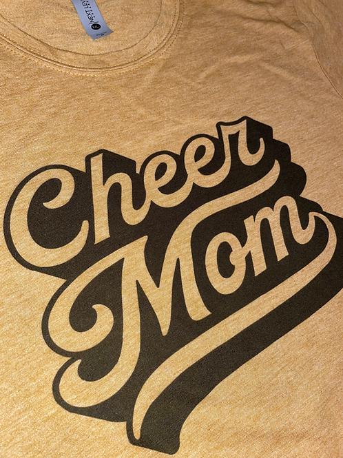 Retro Cheer Mom