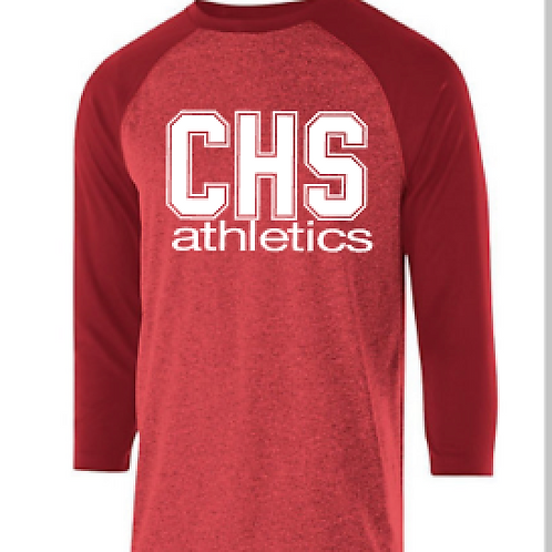 Catholic High Athletics Raglan