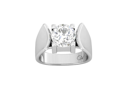 Cathedral Solitaire - RP0031