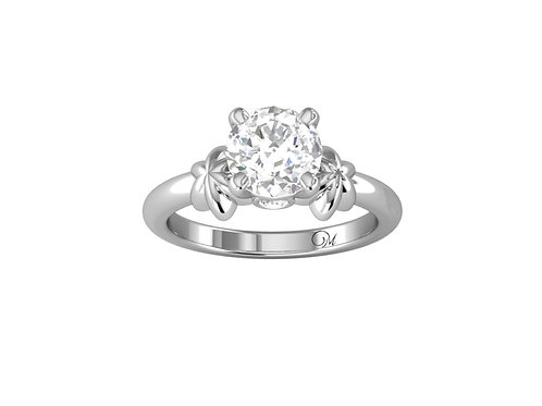 Solitaire Diamond Ring - RP0039