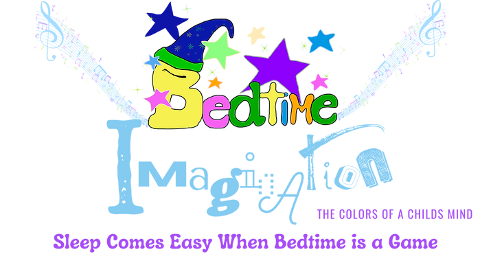 Bedtime Imagination website cover Image
