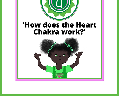 'How does the Heart Chakra Work? small M