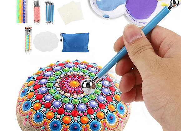 Kidz Craft DIY Mandala Painting Kit