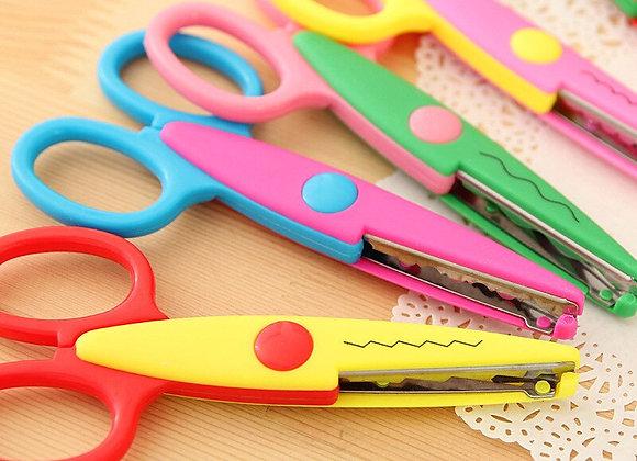 Kidz Wavy Craft Scissors