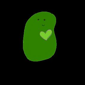 Green Monster Heart Transparent.png