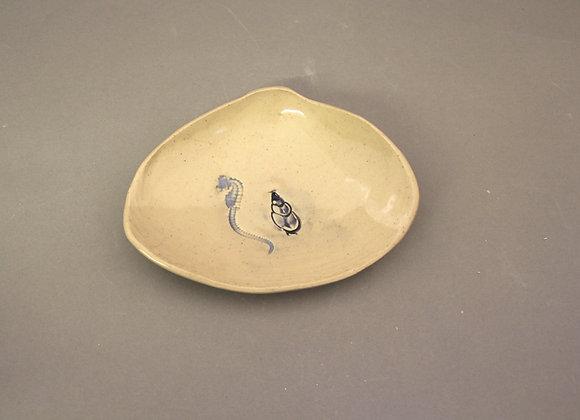 Clam Jewelry Dish