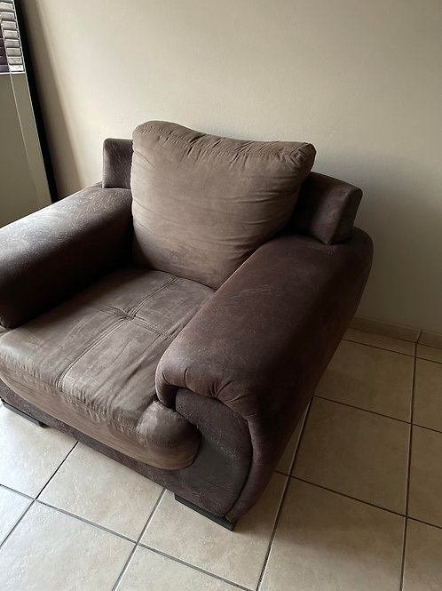 1 seater couch