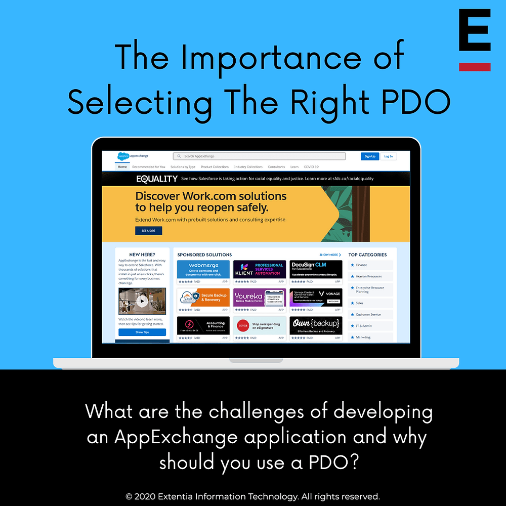 The importance of selecting the right PDO