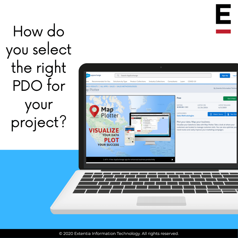 How do you select the right PDO for your project?