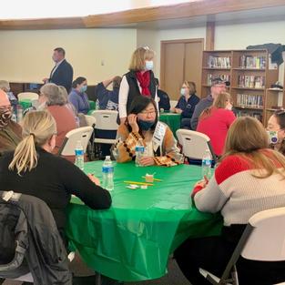 2021 Spring Community Meeting