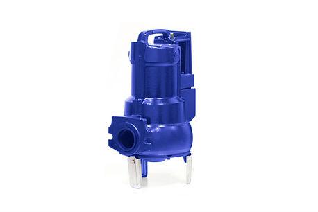 Volute Casing Vortex Impeller  Compact Waste Water Pump