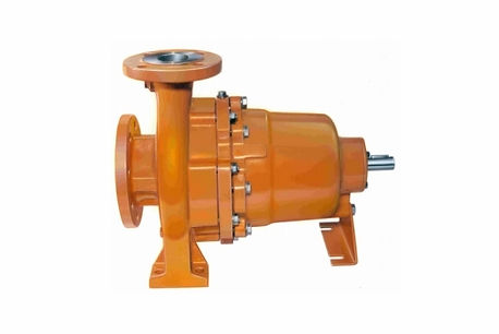 Base Plate Magnetic Drive Pump