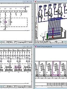 BCU Electrical Control Panel Fabrication