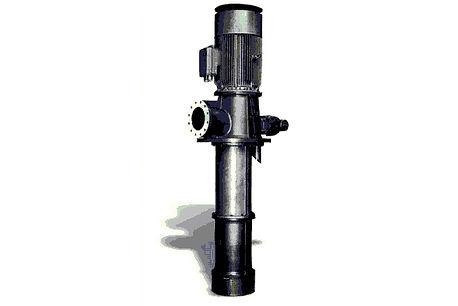 Submersible Vertical Self-priming Twin Screw Pump