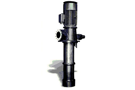 Submersible Vertical Self-priming Twin Screw Pump