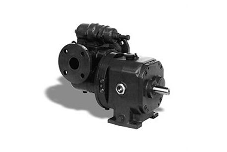 Horizontal Single Suction Twin Screw Pump
