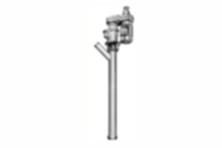 Vertical Design Single Screw Pump