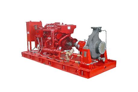 Firefighting Package Pump