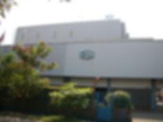 BCU building front-view