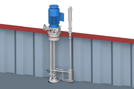 Air Operated Draining Pump