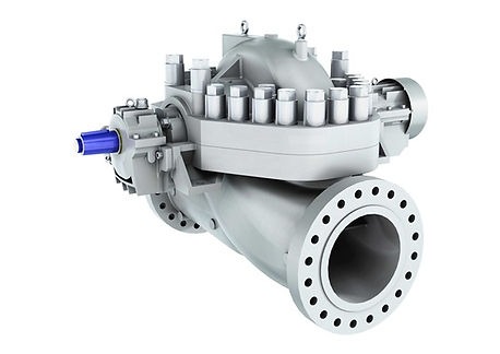 BB1 - Axially Split Single Stage Pipeline Pump