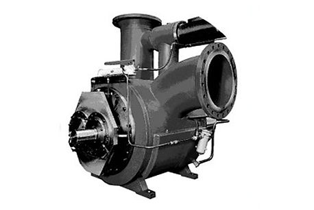 Horizontal Self-priming Twin Geared Screw Pump