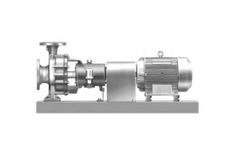 Volute Casing Chemical Pump