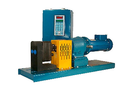 Gear Pump for High Viscosity and temperature Fluid