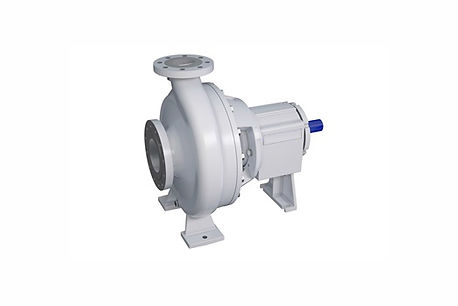 OH1 - Chemical End Suction Single Pump