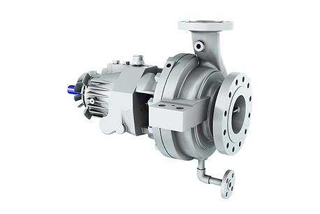 OH2 - Overhung Single Stage Pump