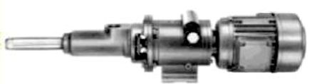 Block Mounted Enhanced Rod Single Screw Pump