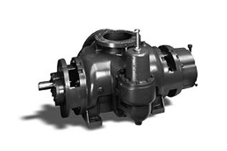 Horizontal Self-priming Twin Screw Pump